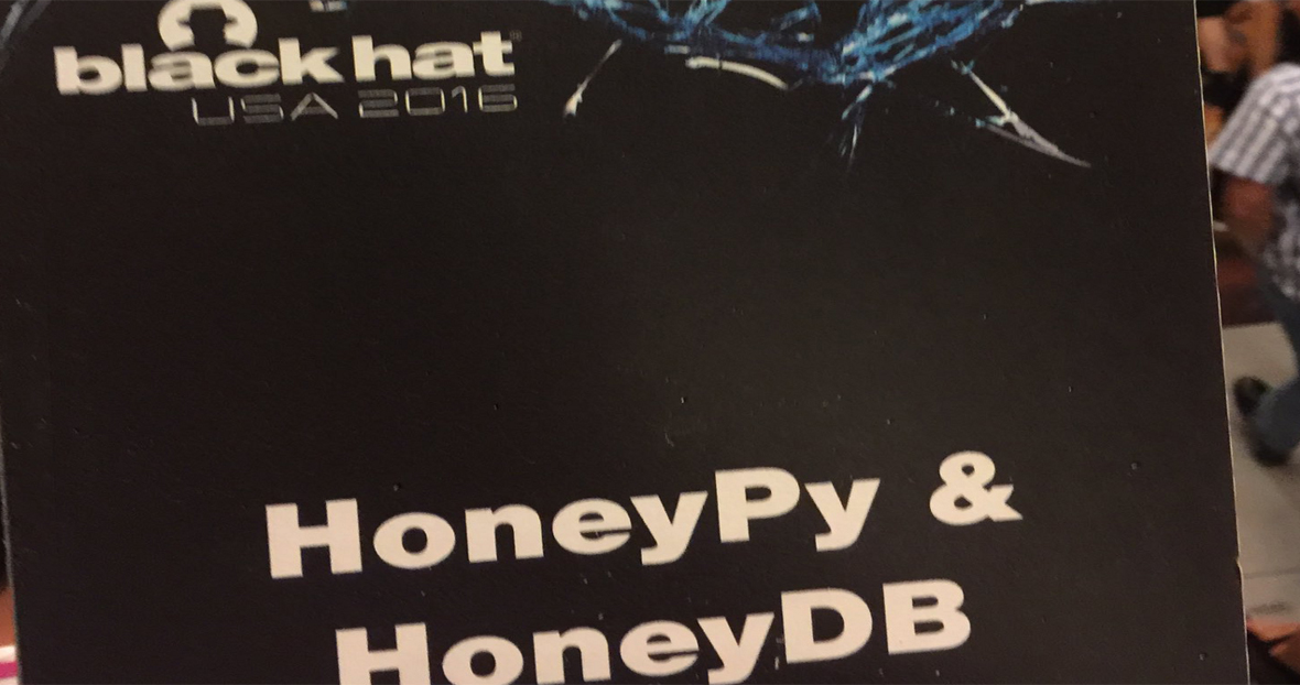 HoneyPy At Arsenal And Demo Labs