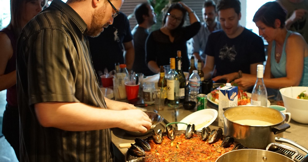 Security & Steak: Family Dinner At Signal Sciences