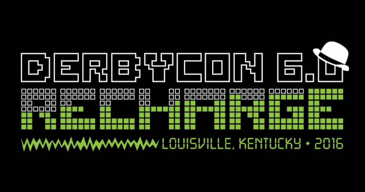 Hacking The Hard Way At The DerbyCon CTF