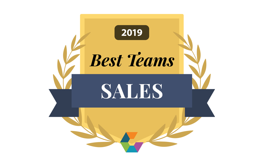 Best Sales Leaders 2019