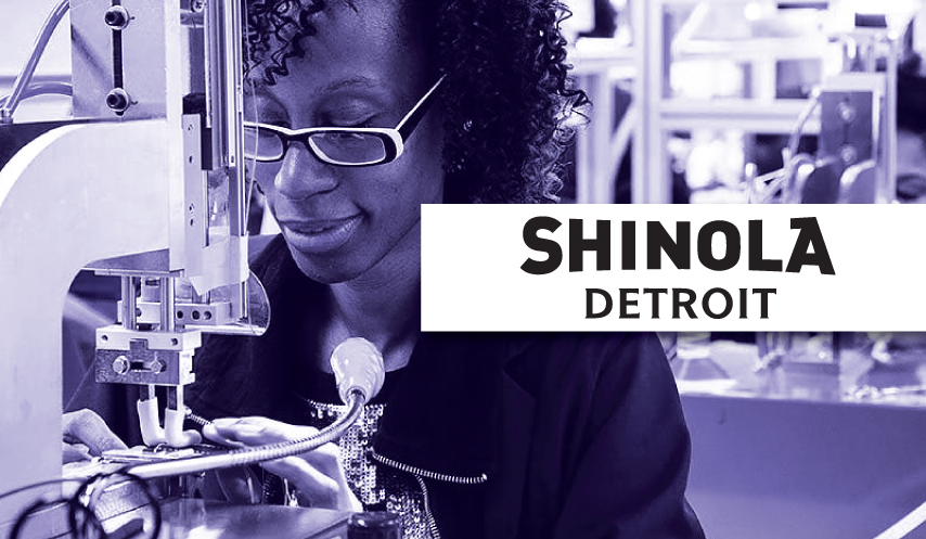 Shinola Customer Case Study