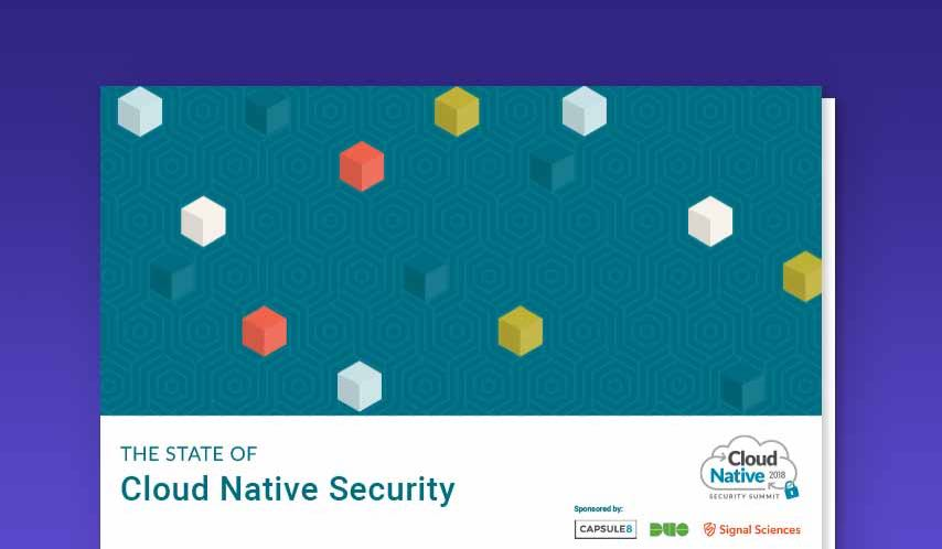 cloud native security