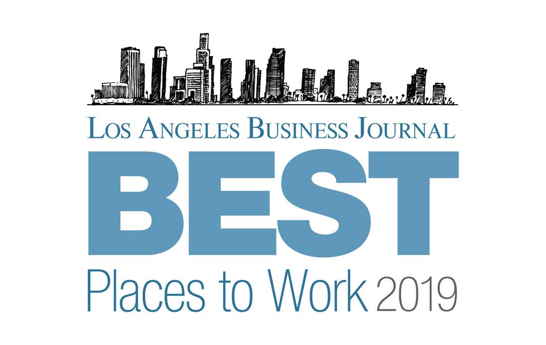 Best Places to Work LA 2019