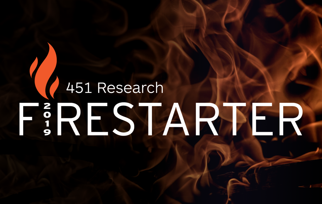 451 Research Firestarter Award