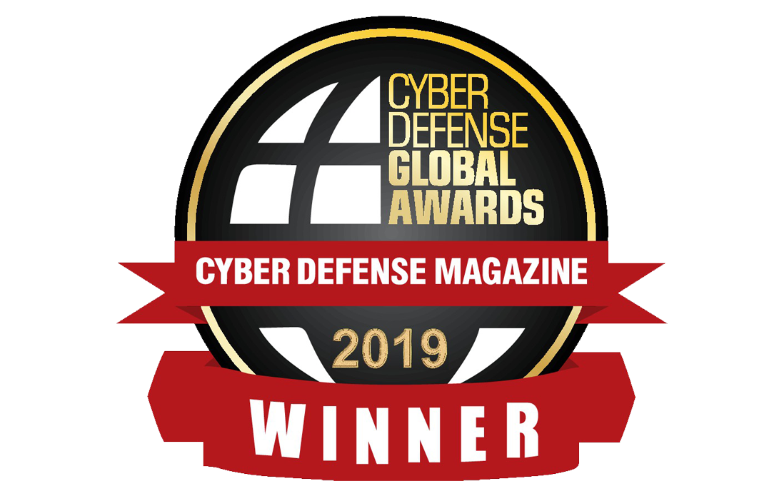 CYBER DEFENSE GLOBAL AWARD WINNER FOR 2019