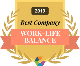 Work Life Balance 2019