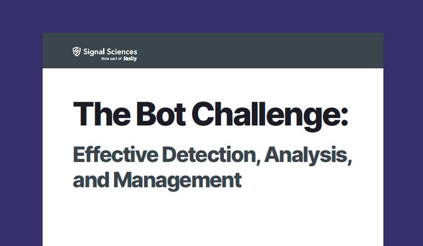 The Bot Challenge