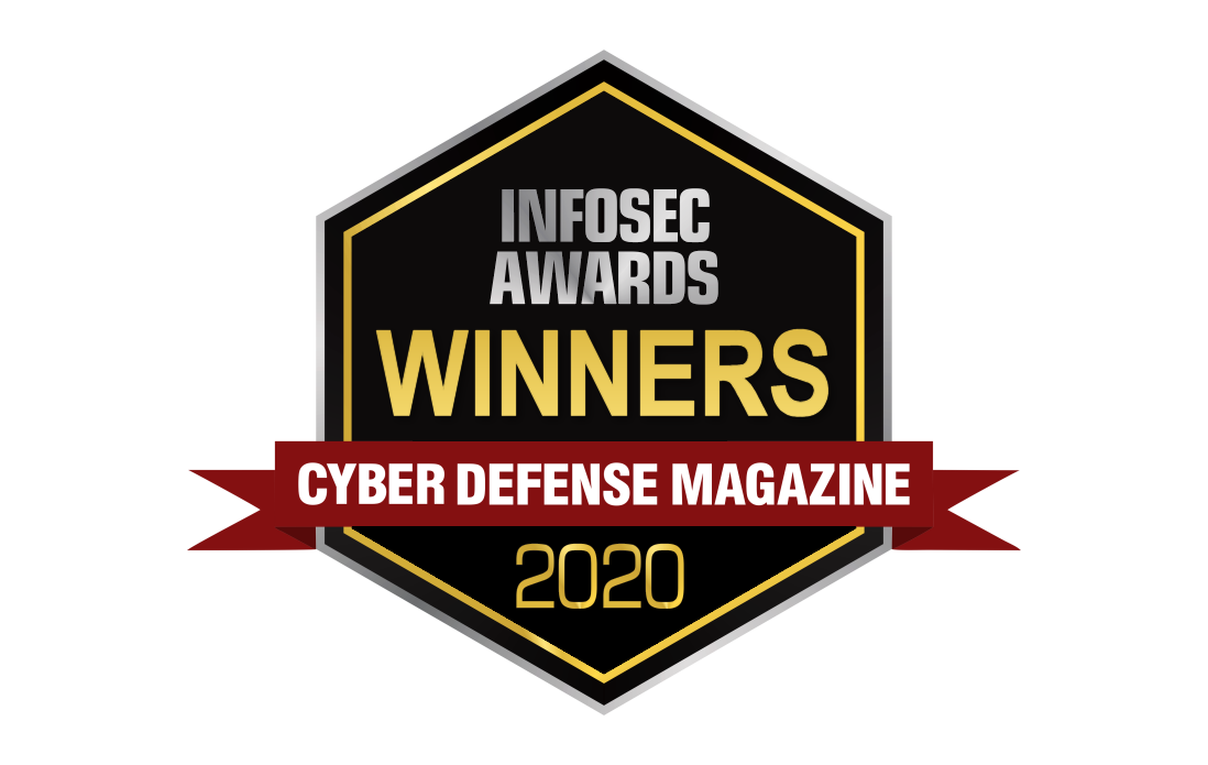 Infosec Award Winner 2020