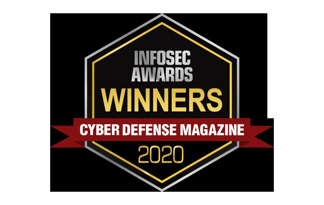 Infosec Award Winner 2020