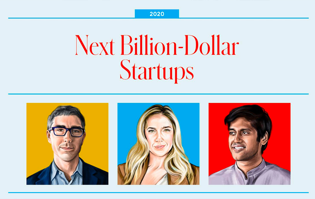Next Billion-Dollar Startups