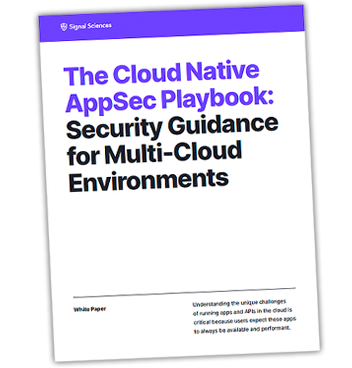 The Cloud Native AppSec Playbook