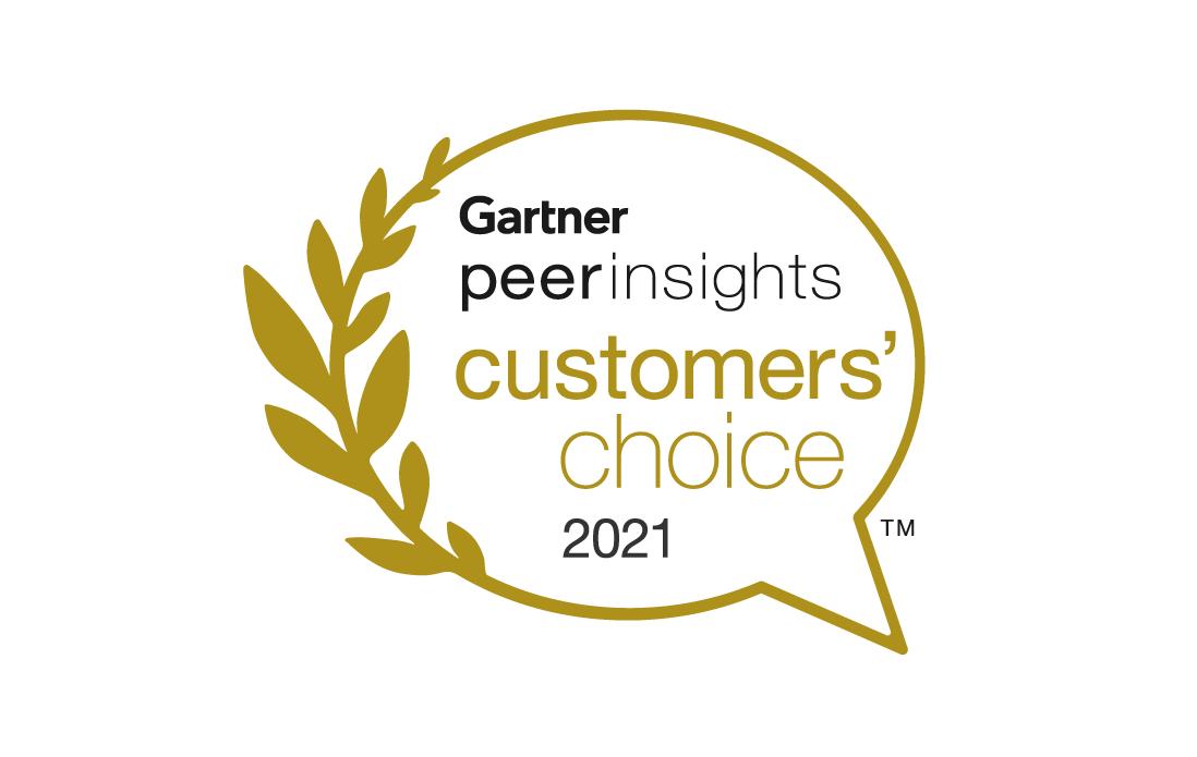 Gartner Peer Insights 2021