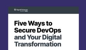 5 Ways To Secure DevOps & Your Digital Transformation
